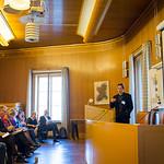 IPCC-seminarium på riksdagen oktober 2013