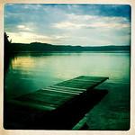 Vid sjön Gimmen i Dalarna