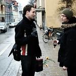 Studenter i Uppsala