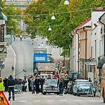 Filminspelning i Uppsala