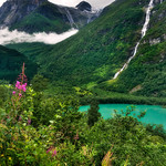 Norwegian valley