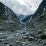 Glaciärdal