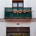 Balcony in Seville