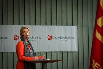 Första maj 2015 i Uppsala