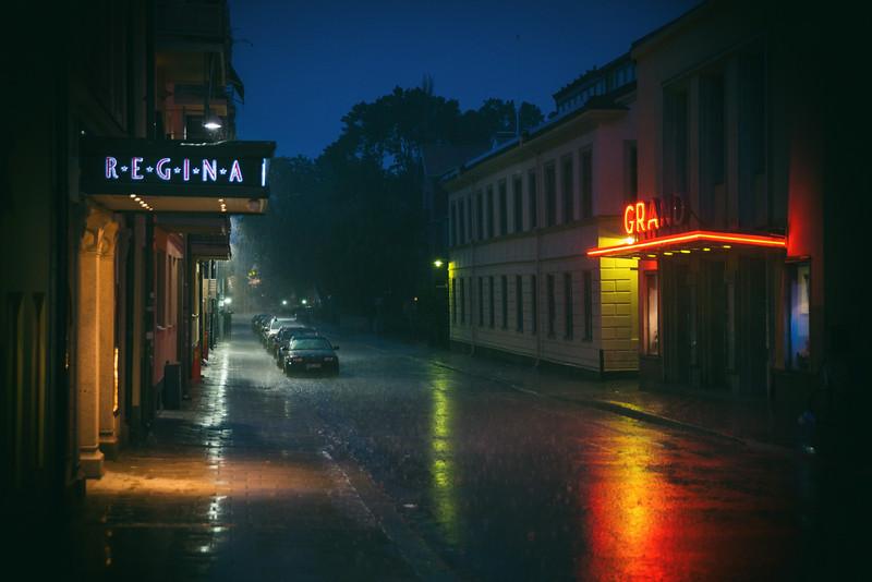 Rainy Uppsala