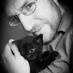 Peter med kattungen
