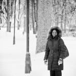 Student i Engelska parken, Uppsala